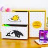 蛋黃哥 馬來貘 正版橫式三抽收納盒 熱銷款 可放置小物、化妝品、個人雜物等