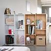 書櫃 櫃子 組合櫃 屏風櫃★簡單方便各個空間都可使用★背板為崁入設計更加堅固★防刮加厚貼邊