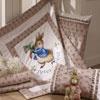 *台灣製*100%純棉*三件式(被墊+絲毯+小童枕)