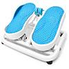 創新拉筋+踏步2合1運動模式特製四倍彈簧+兩段角度調節防滑顆粒踏板+吸震橡膠緩衝墊