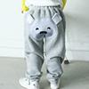 尺碼:70,80,90cm膝蓋貼布設計貼心呵護寶寶膝蓋屁屁上可愛動物圖案可愛俏皮