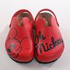 台灣製造,優質舒適耐穿專櫃款親子舒適鞋,媽媽跟寶寶一起萌迪士尼米奇授權圖案設計有趣可愛,時髦亮麗