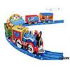 Disney x PLARAIL夢幻組合列車溶入主角們的特徵一起前往夢想的歡樂國度吧!