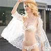 繽紛的七彩霓裳浪漫俏皮搭配純白蕾絲襯托出清新感LINE客服ID:@onstreet
