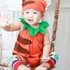 尺碼:70.80.90cm水果套裝造型新穎可愛柔棉舒適透氣呵護寶寶的肌膚