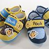 迪士尼維尼熊授權百貨專櫃正品很好穿的兒寶寶鞋款質感高級舒適好穿,柔軟耐磨大底,圖案絢麗可愛
