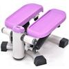 創新扭腰+踏步2合1運動模式防滑踏板+免調最大運動角度阻力油壓缸+吸震橡膠緩衝墊