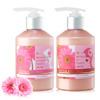 ★ 美膚乳保濕修護肌膚,增加肌膚亮澤★ 潤體乳修護滋潤肌膚,讓肌膚倍感細緻滑溜