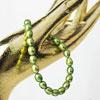 天然淡水珍珠珠層飽滿,獨家設計混搭流行元素,兼備溫柔與個性美。