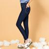 ◆ -5公斤激瘦版型、超顯瘦穿搭的牛仔必備單品、美臀提臀版型 。