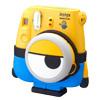 此商品販售的是MINI 8拍立得相機 小小兵限定款