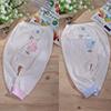 採用台灣紡織大廠製造的有機棉縫製,給寶寶最純淨的呵護薄款適合春秋季節及冷氣房內穿著