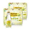每瓶45.6卡,低糖好輕卡每瓶含5.3克纖維健康無負擔鹼性氣泡醋飲!