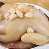 蒜頭燉全雞_因產量控管,烏骨雞及土雞隨機出貨內含物:蒜頭燉全雞/御品燉全雞