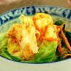 水梨高麗菜加入蘋果水梨做打成果泥做成的涼拌蔬菜-屬於一道非常夏天清爽的涼拌蔬菜!