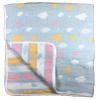 天然又六層棉紗 尺寸110*110 高密度雙面紗布綿被毯新生兒~幼兒園被子多用質地柔軟親膚
