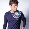 ◆ 商品貨號:BM7130-72◆ 日式花布拼接設計,配色素雅好穿好搭配
