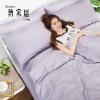 純棉 床單 枕套 被單 素色 民宿