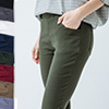 極具彈性延展力強親膚布料舒適柔軟的觸感秋冬必備基本款也可當內搭褲休閒百搭