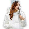 實拍 東大門代購冬裝短款羽絨服棉衣新款女裝加厚外套