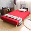 日本原裝進口彈簧懶人床日規尺寸彈簧床墊搭配cocoa系列床套可隨心情季節換色