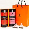 午茶夫人果香暢銷口味,精巧包裝,送禮的最佳選擇!☆ 端午中秋年節送禮都適用的茶禮盒,有附提袋 ☆