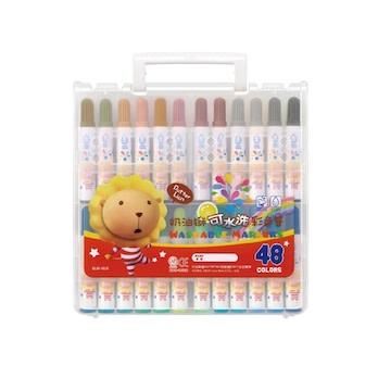奶油獅可水洗彩色筆