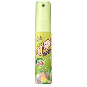 綠油精叮寧防蚊液