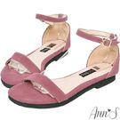 Ann'S無極限的重複穿搭-極簡平底涼鞋