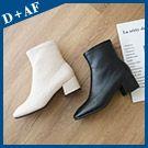 潮流新寵兒!必備單品-時尚界白靴