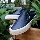 深藍色懶人輕履鞋