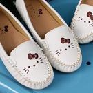 MIT聯名KITTY休閒樂福鞋