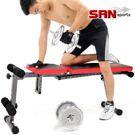 重量訓練機│百變金剛健腹機仰板仰臥板啞鈴椅舉重床舉重椅運動健