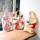 迪士尼系列立體帆布手提袋-共10色