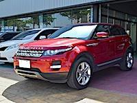 中古尋寶👉 Land Rover Evoque