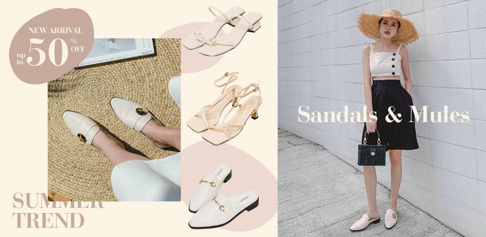 Grace Gift春夏鞋款