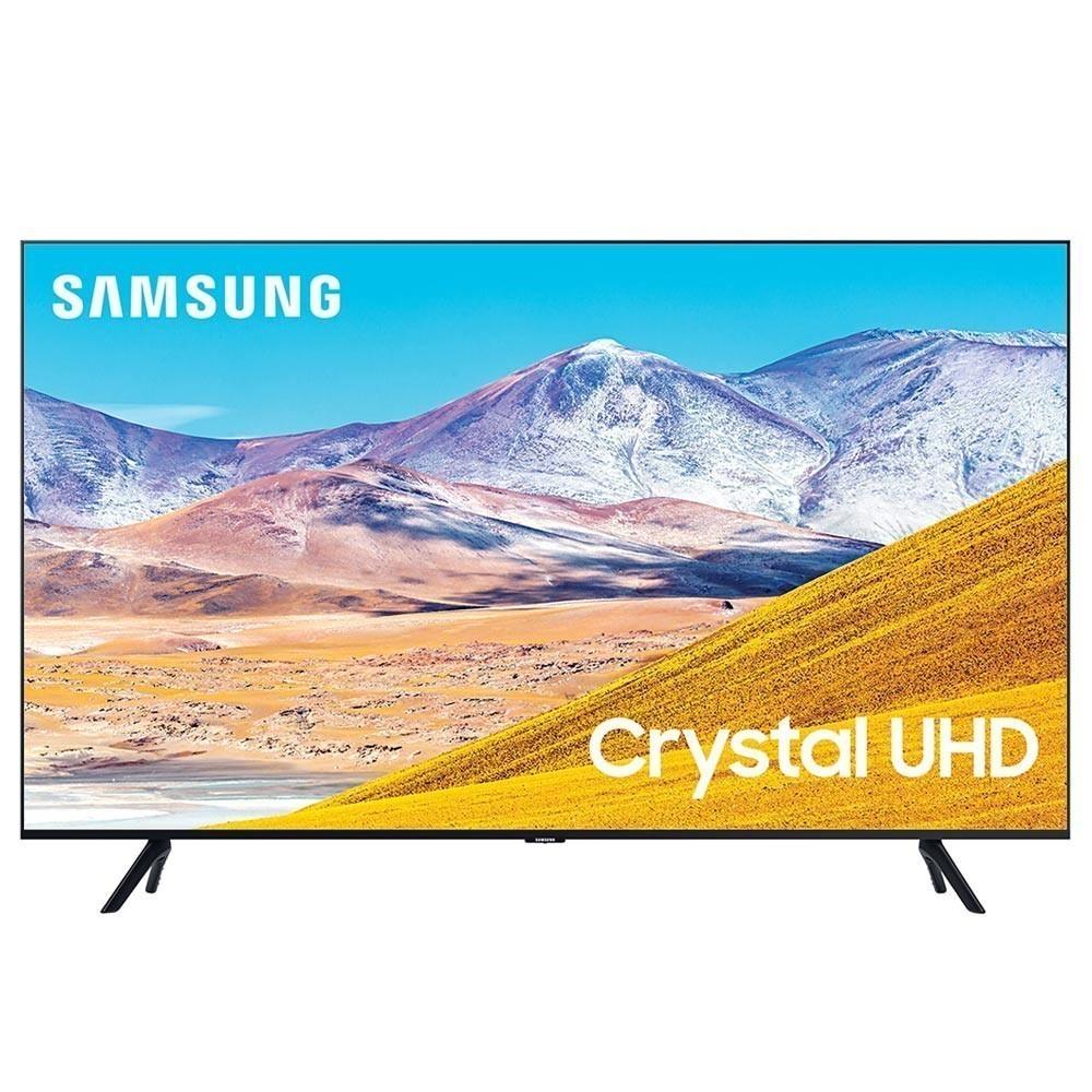 SAMSUNG 4K UHD連網液晶電視 限時送三星聲霸