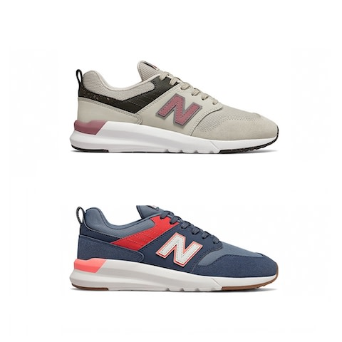復古鞋女性 New Balance $1111