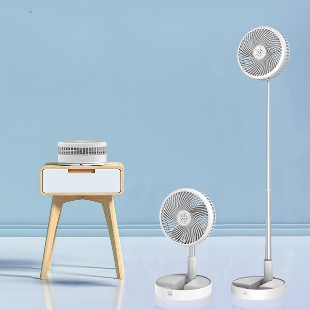 居家好物3折起 伸縮桿4段可調式強風扇 一日價$499