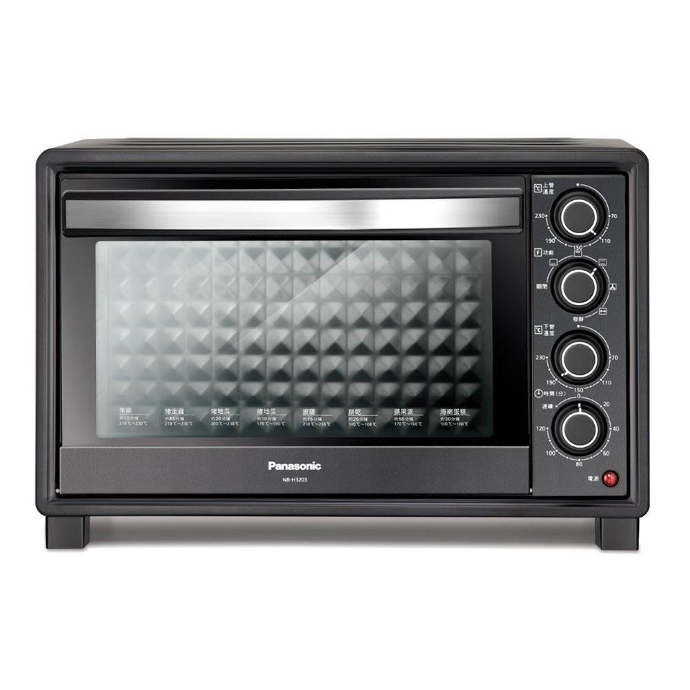 國際牌 32L雙溫控發酵電烤箱 熱銷推薦