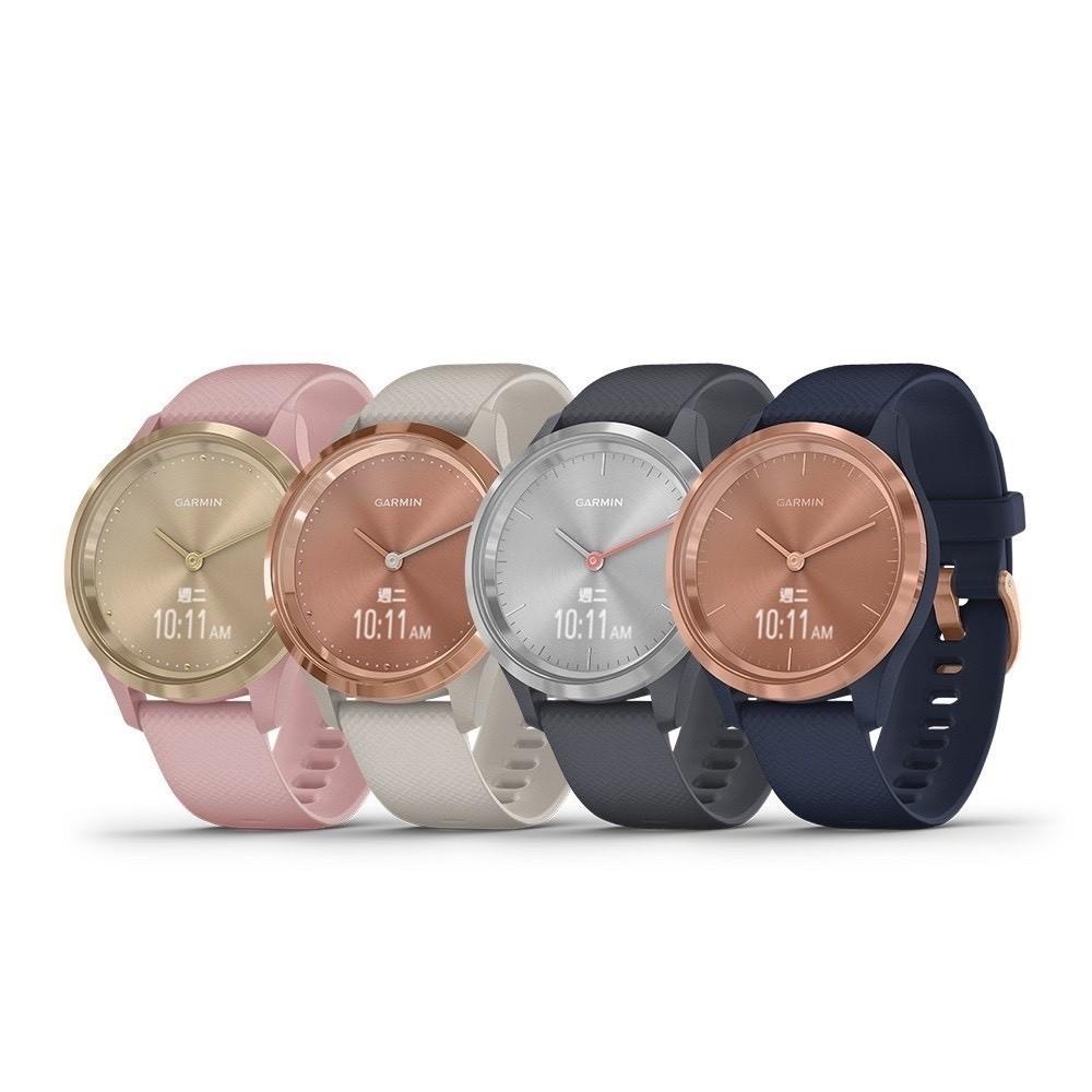 Garmin vivomove智慧腕錶 24H健康管理