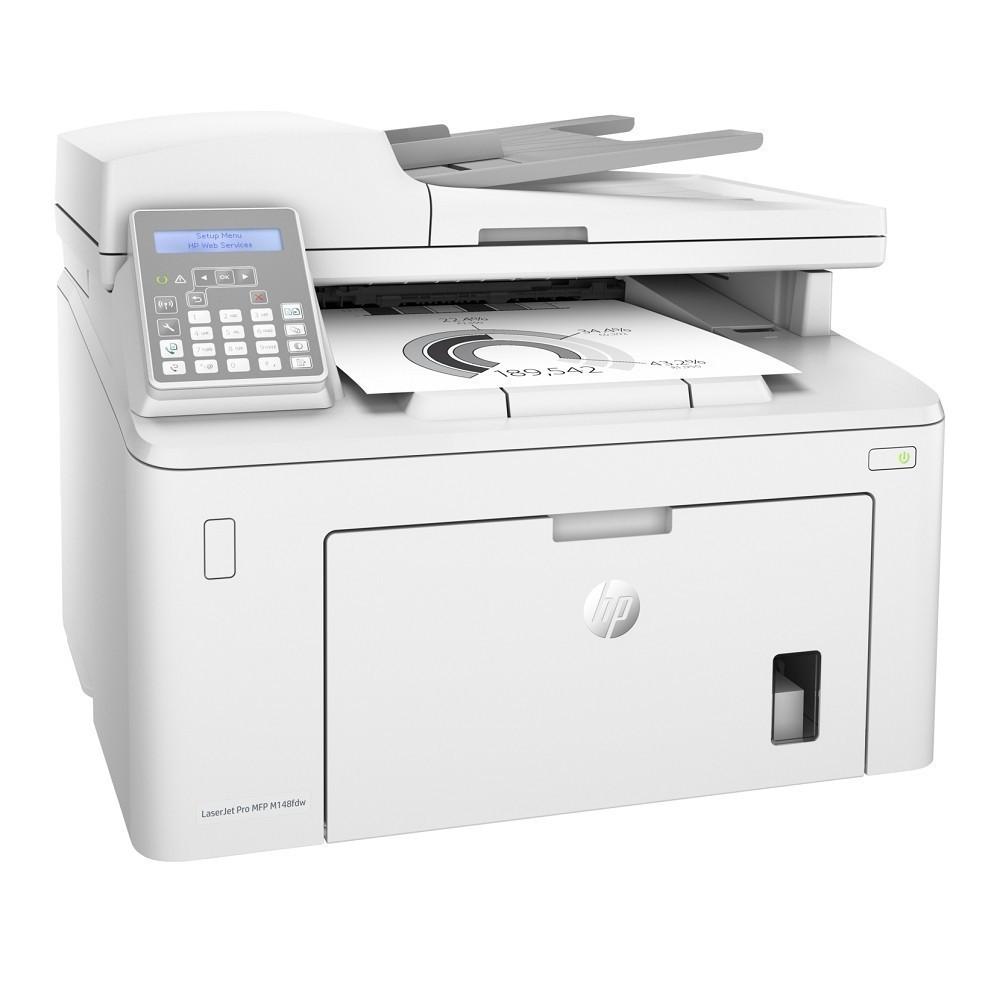 HP印表機 無線雷射傳真4合1印表機 獨家直降81折