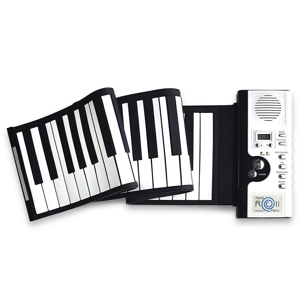 手捲鋼琴 軟式電子琴 下殺9折