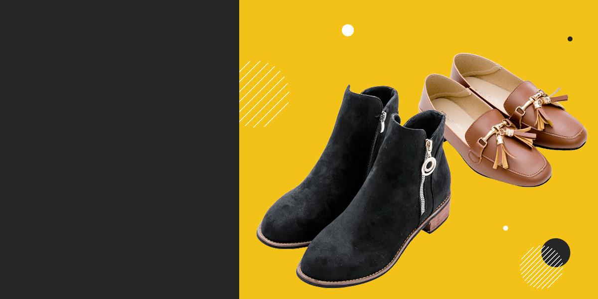 經典鞋靴 二雙699