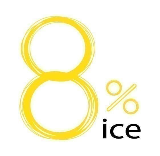8%ice