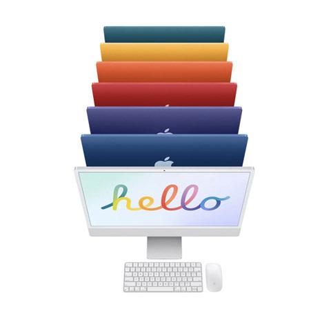 Apple iMac M1 限時優惠價