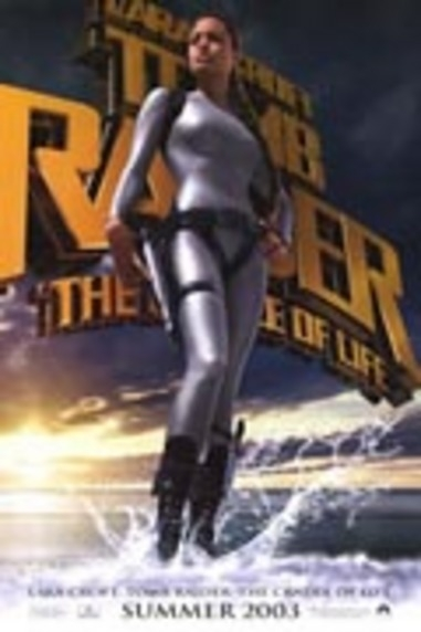 古墓奇兵:風起雲湧 Lara Croft Tomb Raider: The Cradle of Life