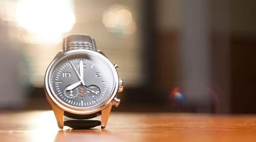 名貴腕錶更顯品味