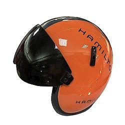 Hamilton 原廠小安全帽擺飾-數量有限,送完為止!