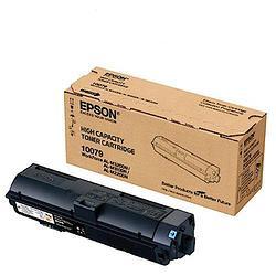 (加購85折)EPSON C13S110079 黑色高容量碳粉匣